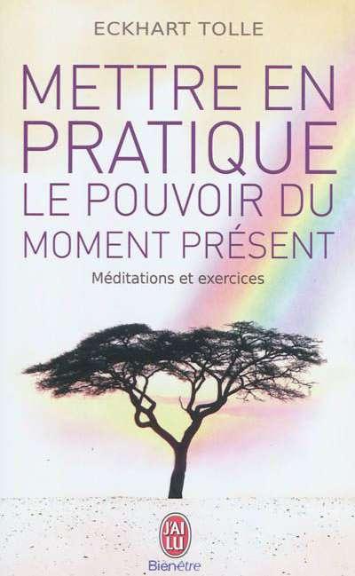 « Mettre en pratique le pouvoir du moment présent » (extrait)